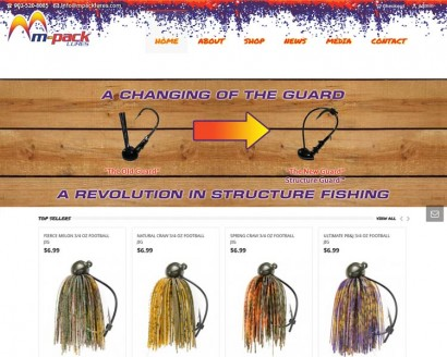 M-Pack Lures
